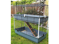 Two Tier Cage