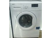 BEKO 7KG WASHING MACHINE COMES WITH WARRANTY CAN BE DELIVERED