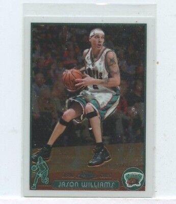 JASON WILLIAMS 2003-04 Topps Chrome #64  Memphis Grizzlies
