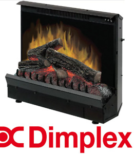 """NEW DIMPLEX DFI23096A 23"""" ELECTRIC FLAME FIREPLACE INSERT"""