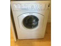 CAN DELIVER FOR £10 WHITE WASHING MACHINE WORKS EXCELLENT EXCELLENT CONDITION