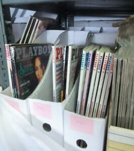 .... PLAYBOY MAGAZINE Collection....