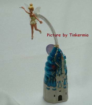 TINKER BELL WAND CASTLE TOY  TINKERBELL LIGHTS SOUND