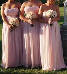 Maxi bridesmaid Deb dress 12-14 Croydon North Maroondah Area Preview