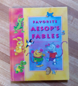 Favorite Aesop's Fables (Hardcover)