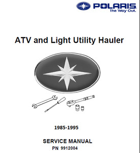 ATV and Motorcyle Service manuals