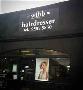 Hairdressing Salon Chairs / Beautician Spaces For Rent Cheltenham Kingston Area Preview