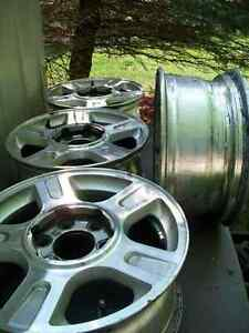 "17 "" FORD F150 6 LUG ALUMINUM WHEELS Kingston Kingston Area image 3"
