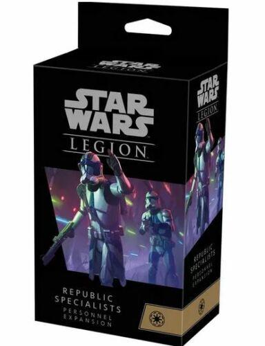 * Star Wars Legion Republic Specialists