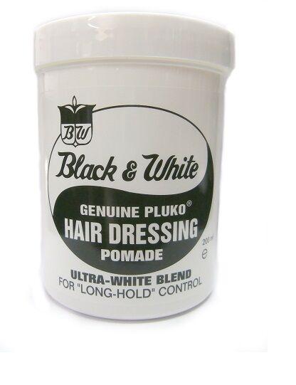 Black and White - Black & White Ultra - White Blend Hair Dressing Pomade 200ml