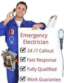 Emergency Electrician Belfast 24 hour service