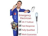Emergency Electrician Belfast 24 hour service