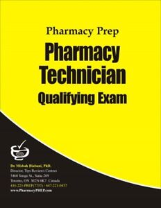 PEBC MCQ Review book for Pharmacy Technicians