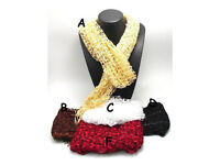 Ladies scarf or belt which is aproximately 60inches long by 10inches wide, - JTY386