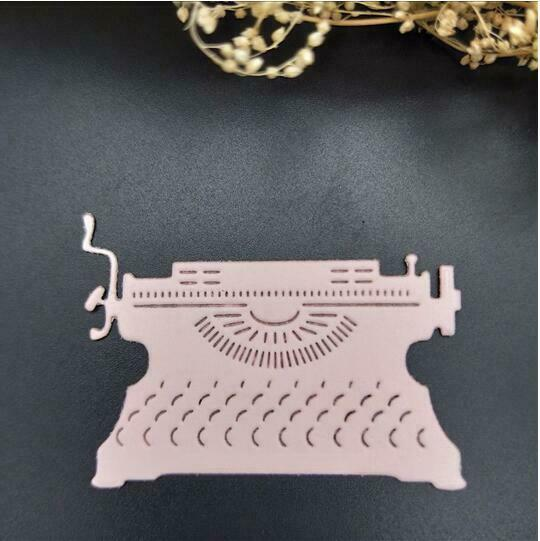 Sewing Machine Cutting Die Diy Scrapbooking Embossing Crafts Decorative Diy