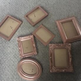 Photo frame job lot