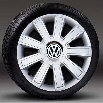 "14"" wheel trims/Hub Caps/Covers to fit Vw Polo/Quantity 4"