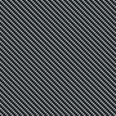 Hydrographics Film Super Silver Carbon Fiber 39 X 39