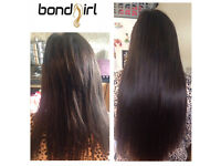 Hair Extensions Fitting Specialist Mobile Service Birmingham Solihull Coventry Extentions Pre-bonded