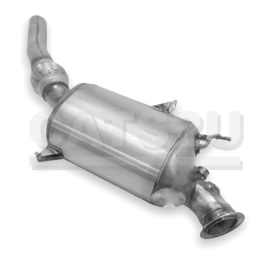 11//06-12//10 OE Quality Diesel Particulate Filter for Mitsubishi Shogun 3.2