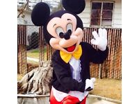 mickey mouse mascot brand new for sale ready to collect or next day delivery