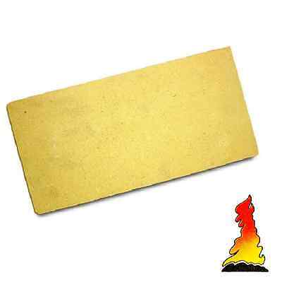 (MORSO SQUIRREL REPLACEMENT REAR BRICK ONLY CLAY FIRE BRICK FIREBRICK )