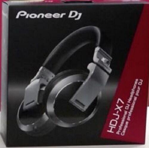 NEW Pioneer DJ HDJ-X7-K Professional DJ Headphones - Black
