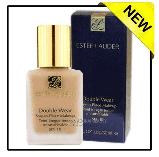 ESTEE LAUDER DOUBLE WEAR FOUNDATION 37 TAWNY 3W1 SPF10 NEW IN BOX