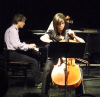 Cours de Violoncelle/ Cello Teacher