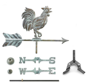 Rooster Weathervane: Great Deal!