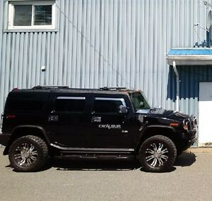 2003 HUMMER H2 yes SUV, Crossover