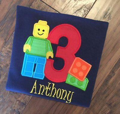 Birthday Party Ideas Boys (Lego Birthday, Boys Lego Shirt, Lego Party, Lego Ideas, Lego)