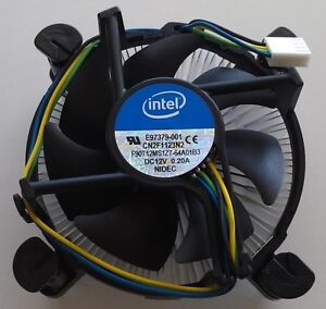 Intel 1150 1155 1156 Core i3 i5 i7 Sandy Ivy CPU Heatsink Cooler Fan E97379-001