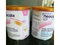 Baby formula milk neocate lcp