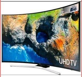 Samsung TV, 6 Series UE55MU6470U - 55 Inch LED Smart TV - 4K Ultra HD