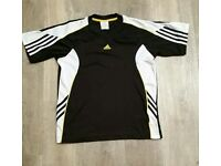 Adidas climacool tshirt. Training running football exercise