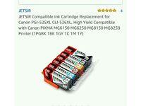 Printer ink cartridges 526xl
