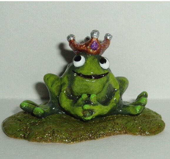 Wee Forest Folk Special Color Prince Charming LTD