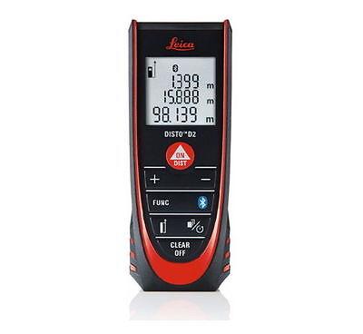 Leica Disto D2 Laser Measure Tool Work Interior Bluetooth Area Window Install No