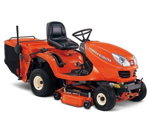 Kubota Lawn Tractors : Kubota riding mower buying guide ebay