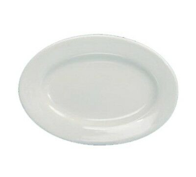 Yanco Re 12  10 3 8 Rdquo  Recovery China Platter  24 Cs