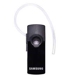 samsung wep450 bluetooth headset black ear hook. Black Bedroom Furniture Sets. Home Design Ideas