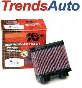 K&N HIGH PERFORMANCE REPLACEMENT AIR FILTER FOR 1986-2007 KAWASAKI EX250R NINJA