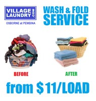 LAUNDRY SERVICE - Personal or Commercial