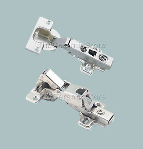clip on soft close hinges for kitchen cabinets a pair soft 170 or 100 degree kitchen cabinet door 13652
