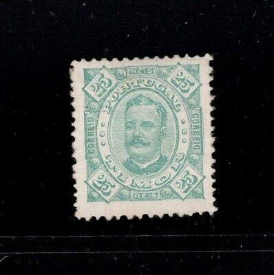 Timor 1894 25r King Carlos MH Sc 26