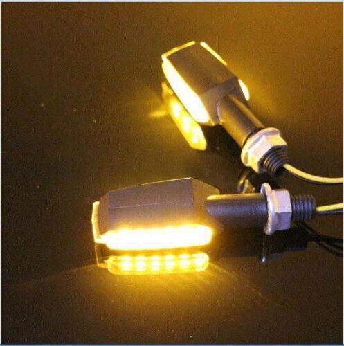 2 pairs red LED Turn Signal Light Indicators Buell 1125R XB12R X1 S1