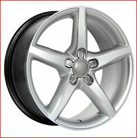 Roues (Mags) Hiver  Replicas R14 Hyper Argent - Audi