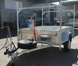 BRAKED 8x5 HOT DIP GAL TRAILER Maroochydore Maroochydore Area Preview