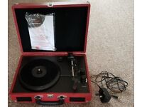 Turntable / Record player with built in Bluetooth